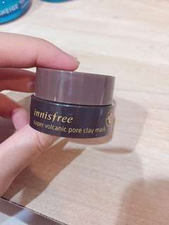 Pore Clay Mask - Innisfree (10 ml)