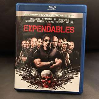 (CHEAPEST) Expendables Blu-ray