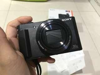 Sony Cybershot DSC HX90V