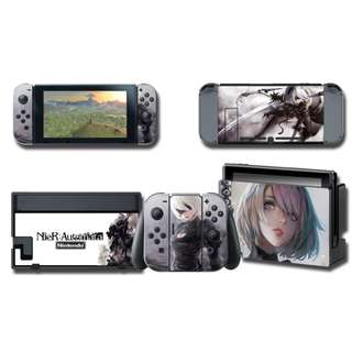 Nintendo Switch Decal Skin Nier Automata