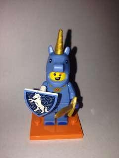 Lego Collectible Minifigures Series 18: Unicorn Guy