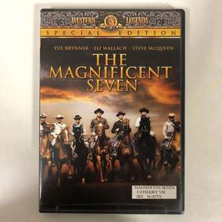 1960 The Magnificent Seven DVD