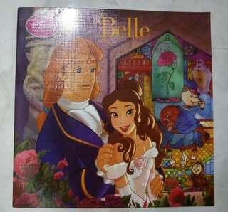 Belle story book
