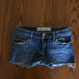 Hollister Jean Shorts 0