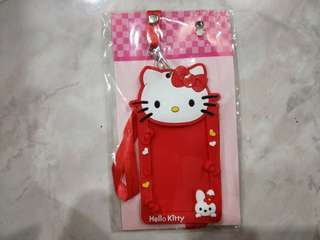 Hello Kitty (Red) card holder