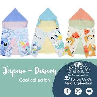 [日本Disney 代購] : Cool 斗篷/披肩