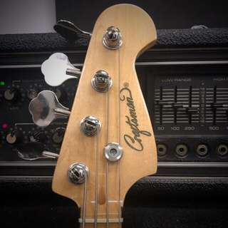 Jazz bass guitar