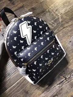 Coach mini charlie backpack SALE
