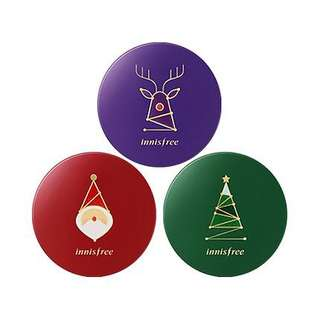Innisfree 2017 Holiday Cushion Case