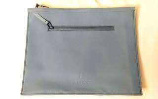 [防水🌂]綠藍色A4 Size Rains Pouch:95%