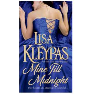 Ebook Mine Till Midnight - Lisa Kleypas