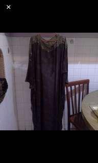 batwing housecoat