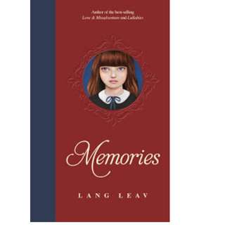 Ebook Memories - Lang Leav