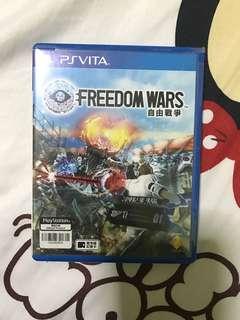 PS Vita Freedom Wars(中文)
