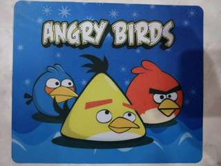 Angry Bird mouse pad 1