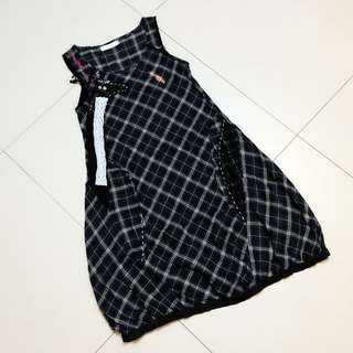 🚚 Pp&M 格子洋裝