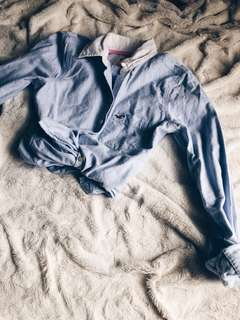 100% Cotton Hollister Top