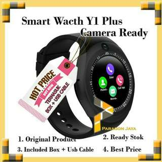 Smartwatch Jam Tangan Pintar DZ11 Plus / Y1 Plus