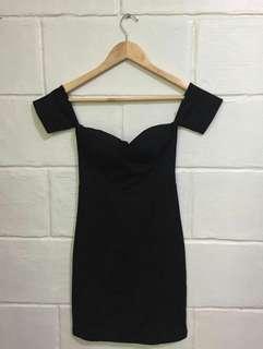 Forever21 tube-type dress
