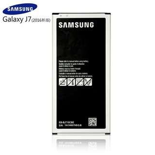 Samsung J7 (2016) 原廠電池