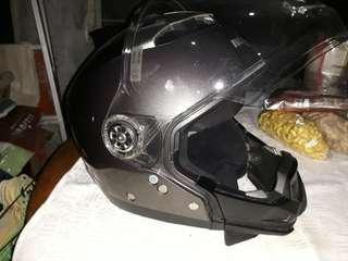 Helm nolan n44 modular italy bukan zeus kbc agv ls2 kyt