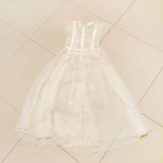 🚚 超透視浪漫洋裝