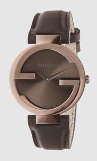 GUCCI The Interlocking Watch, 37mm