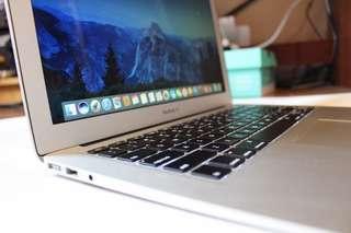 "Apple MacBook Air A1466 13.3"" Laptop USED"