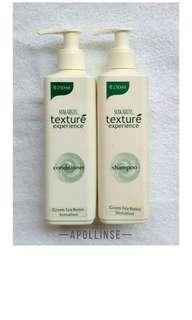Shampoo & Conditioner Makarizo Texture Experience