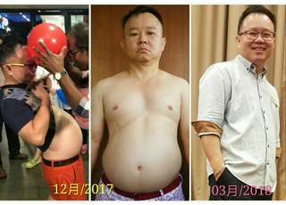 🚚 Slimming effectively