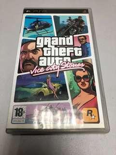 PSP GTA VICE CITY STORIES