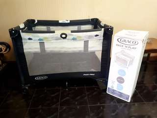 Box baby GRACO pack n play
