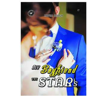 Ebook My Boyfriend The Stars - Irhen Dirga