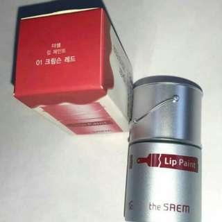 Korean Lip And Cheek Paint