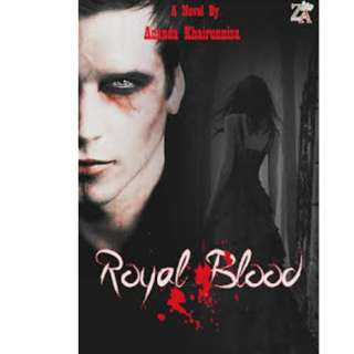 Ebook Royal Blood - Ananda Khairunnisa