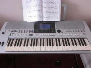Yamaha PSR 900 work station and stand included
