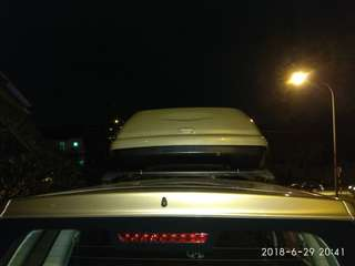 Pentair Roof Box Size L