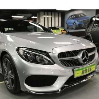 MERCEDES-BENZ B200 COUPE AMG EDITION 2016