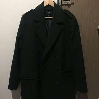 Hnm coat wool