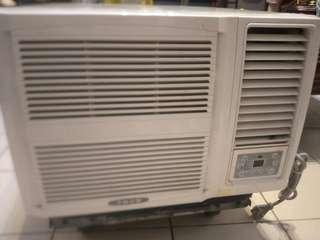 禾聯 R410A定頻窗型冷氣