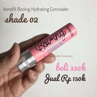 Benefit Boing hydrating concealer