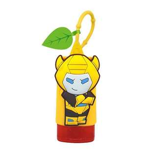 Rare LIFEBUOY Hasbro Transformers Bumble Bee Hand Sanitizer (includes 50ml Sanitizer)