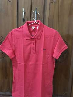 dijual polo red Levis