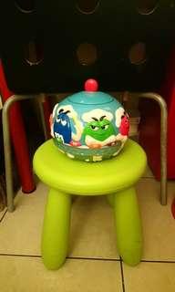 M&M's大陶瓷罐/儲物罐