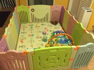 Brand New Baby Game  Fence/Playpen