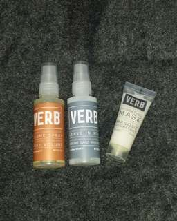 VERB Haircare Declutter