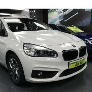 BMW 218i ACTIVE TOURER 2015