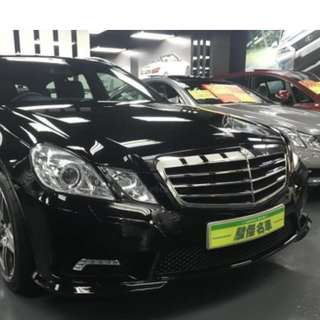 MERCEDES-BENZ E350 ESTATE AMG PACKAGE 2011