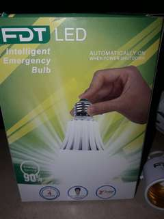 LED Emergency Bulb