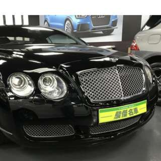 BENTLEY CONTINENTAL GT SPEED EDITION 2006